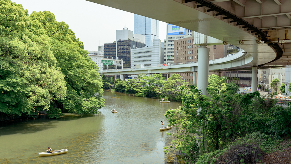TOKYO INFRASTRUCTURE 084 Outer Moat