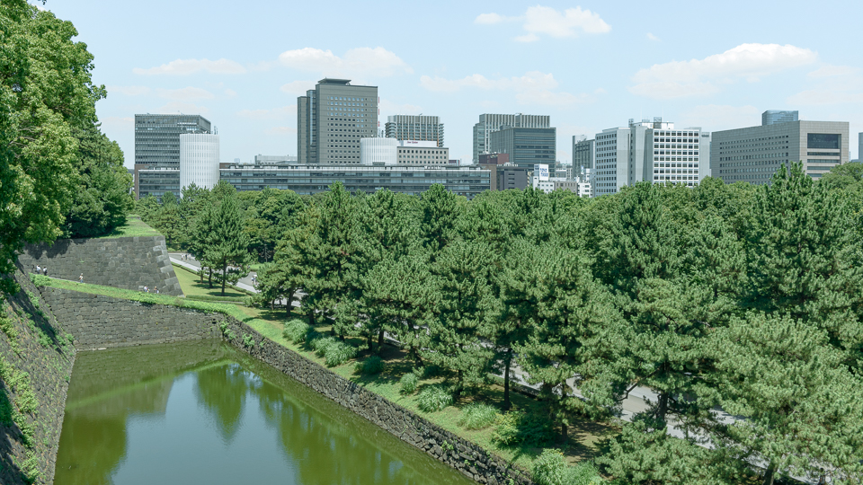 TOKYO INFRASTRUCTURE 001 Imperial Palace